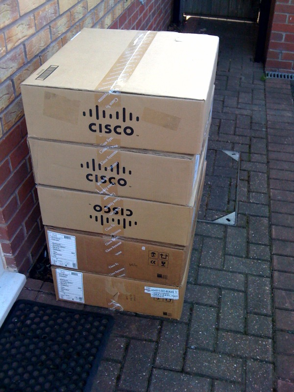 Cisco Boxes